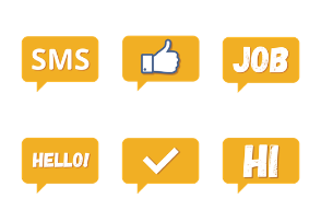 Chat icons 2