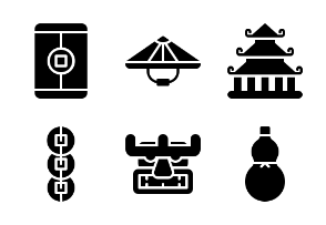 Chinese Culture (glyph/solid)