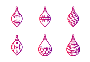 Christmas Ornaments v2