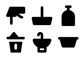 Cleaning Glyph