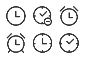 Clocks (Outline)