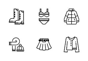 Clothes Lines Set