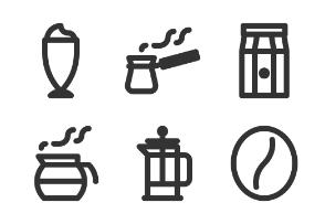 Coffee Break (Line)