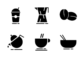Coffee Shop Glyph