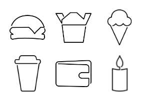 Continuous Line Dining