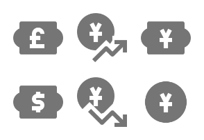 Currencies - Solid Style