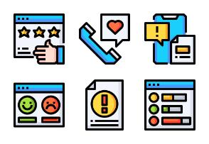 Customer service and feedback