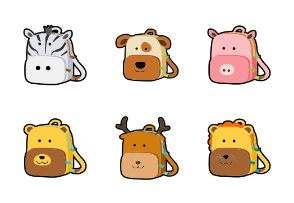 Cute Animal Bag