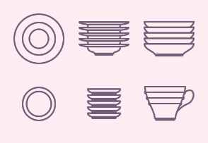 Dishes (glyph)