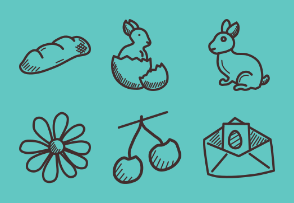 Easter Doodles Vol 1