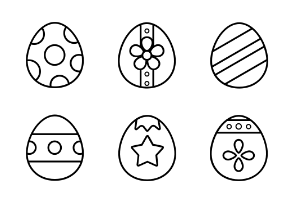 Easter Icons-Lineal1