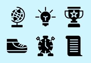 Education and school ( Glyph )