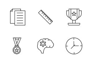 Education Linear