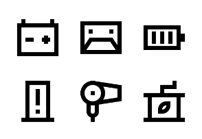 Electronics and Devices Outline 24 px ver2