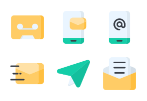 Email (Flat)