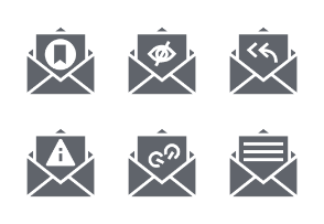 Email glyphs vol 2