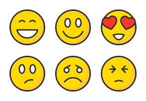 Emoji and emoticon
