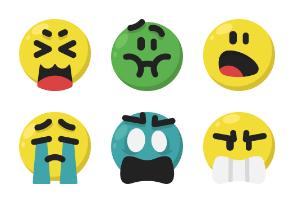 Emoji - Flat