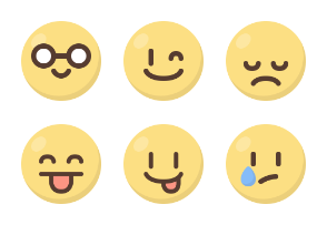 Emojis color (people faces)