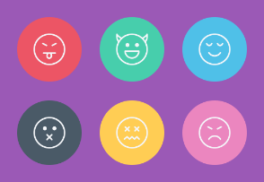 Emoticons and Smiley Vol 1
