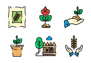 Farming and gardening