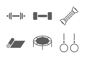 Fitness (Glyph)