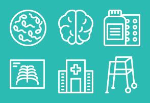 Flatie Outline Health & Medical
