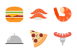 Food color icon