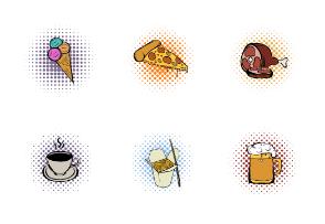 Food - comics