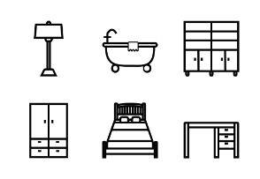 Furniture - Outline