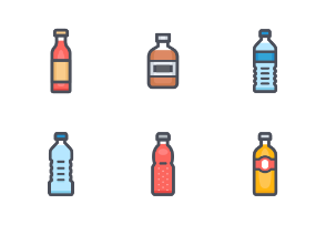 Glass and Beverage Color