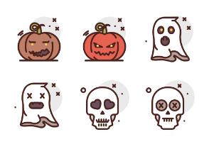 Halloween Emoji