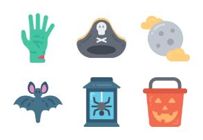 Halloween - Flat