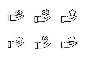 Hand Gesture Line