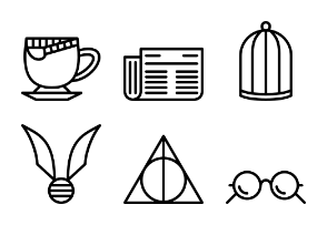Harry Potter Outline Collection