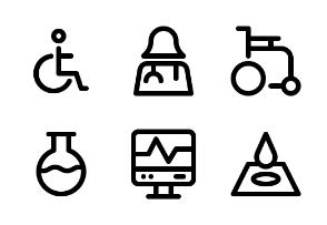 Healthcare & Medical (Line)