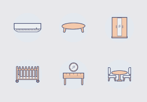 Home Furniture elements