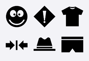 Huge Basic Vector Icons Part 3