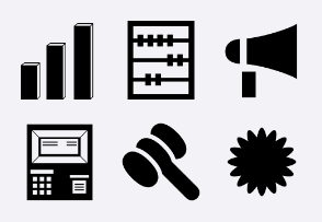 Huge Business Vector Icons