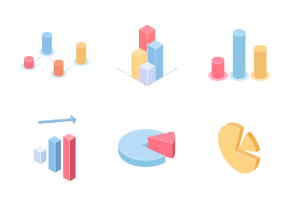 Infographics - Isometric - Color