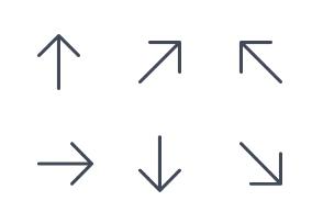 Interface Line Arrows