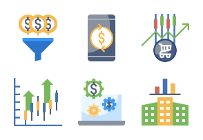 Investing Flaticons