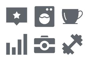 iOS & Web User Interface vol 7