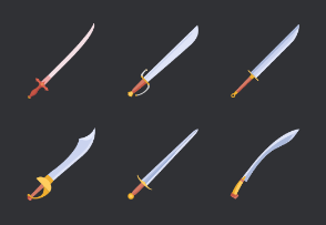 Sword & Sabre Pack