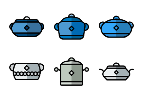 Kitchen Tools - Retro