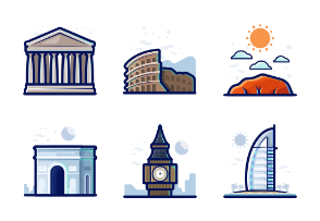 Landmarks and World Monuments