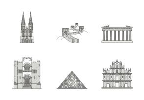 Landmarks set2