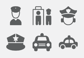 Law and Justice Glyphs vol 1
