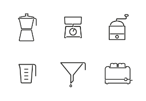 Lineato Cooking Utensils