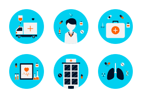 Medical and Healthcare multipurpose icons